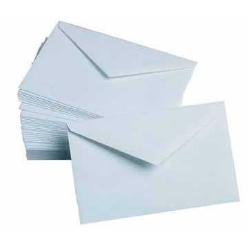 Standaardenveloppen in kleinverpakking